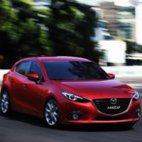Mazda3 hatchback - First official video