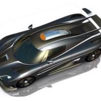 New renderings for the China special Koenigsegg One:1 Edition