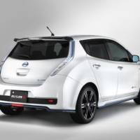 Nissan Leaf modified by Nismo