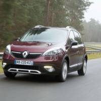 Renault Scenic X-Mod is ready for the UK market