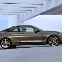 Say Hello! to the 2014 BMW 4-Series Coupe