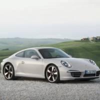 Say Hello! to the Porsche 911 50th Anniversary Edition