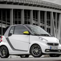 Smart has unveiled the ForTwo BoConcept production version