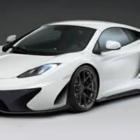 This is the Vorsteiner McLaren-V Concept