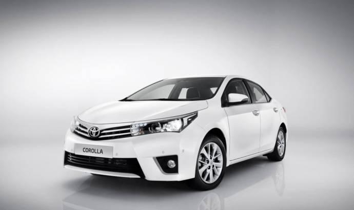 VIDEO: Toyota Corolla - EU version official movie