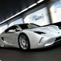 Vencer Sarthe dutch supercar to be unveiled at Salon Prive 2013