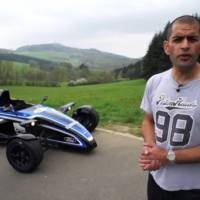 Video: Chris Harris is having fun behind the wheel of the Formula Ford 1.0 Liter EcoBoost Car
