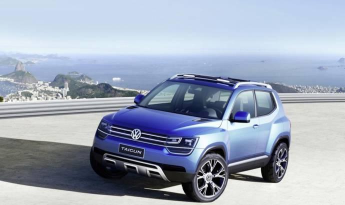 Volkswagen Taigun to debut in 2016