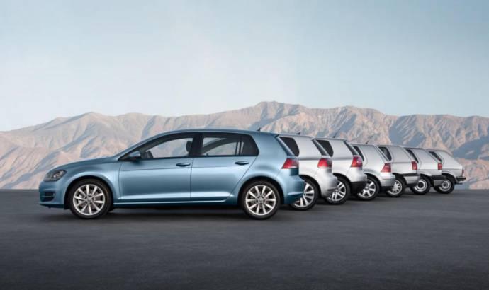 Volkswagen built its 30 milionth Golf