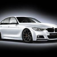 Vorsteiner previews the upcoming styling program for the BMW 3-Series