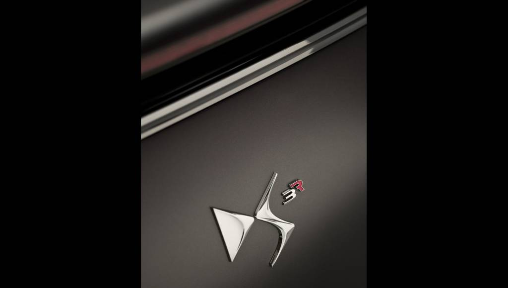 2013 Citroen DS3 Racing Concept revealed