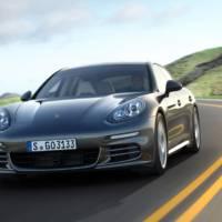 2013 Porsche Panamera facelift, to debut in Goodwood