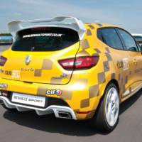 2013 Renault Clio Cup officially unveiled