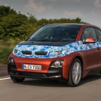 2014 BMW i3 starts from 25.680 pounds in UK