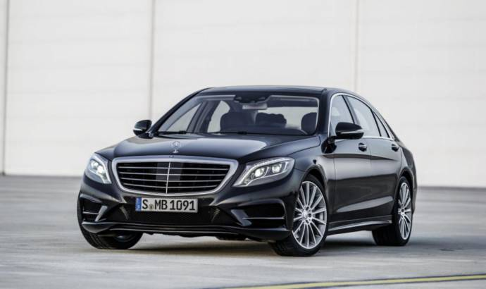 2014 Mercedes-Benz S-Cass prepared by Race Tools