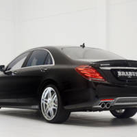 2014 Mercedes-Benz S-Class modified by German tuner Brabus