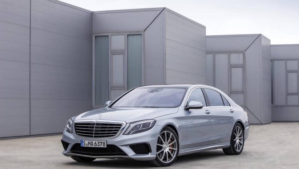 2014 Mercedes-Benz S65 AMG will develop 630 HP
