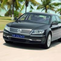 2015 Volkswagen Phaeton is returning to US