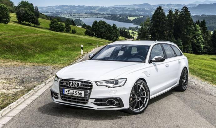 ABT AS6-R is a 600 hp Audi family car