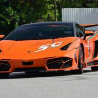 ATS Germany unveils the Lamborghini Gallardo Galaxy Warrior