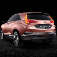Acura Concept SUV-X - a rival for Q3, X1 and GLA