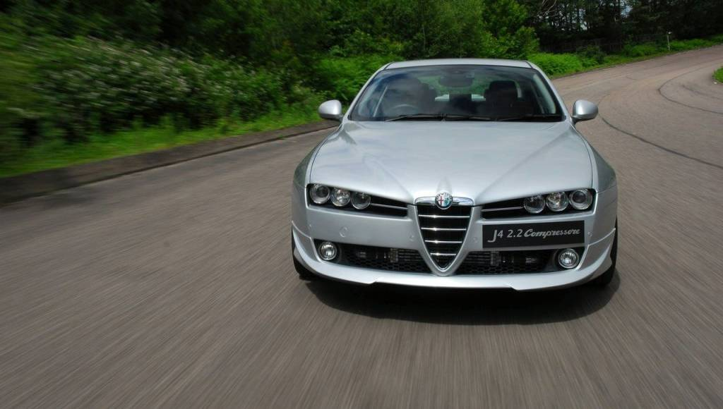 Alfa Romeo ditches hatchbacks - report