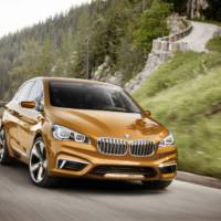 BMW Concept Active Tourer Outdoor officially unveiled