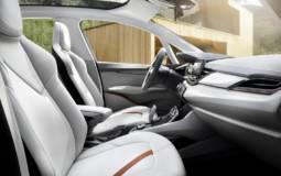 BMW Concept Active Tourer Outdoor officially unveiled