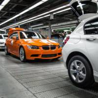BMW M3 Coupe production has ended