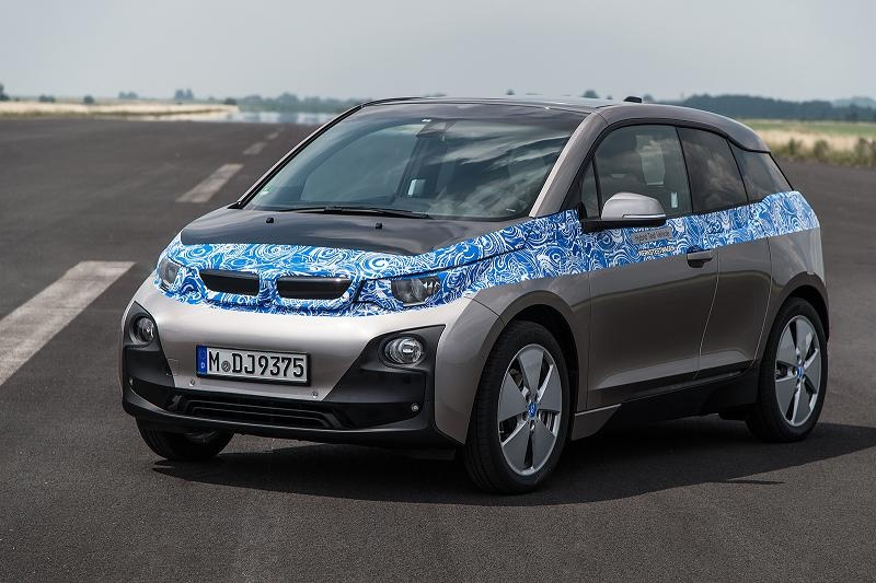 BMW i3 will reach US showrooms in november, at 41.350 USD