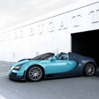 Bugatti Veyron Grand Sport Vitesse Jean-Pierre Wimille Special Edition - 1.200 HP and only 3 units available
