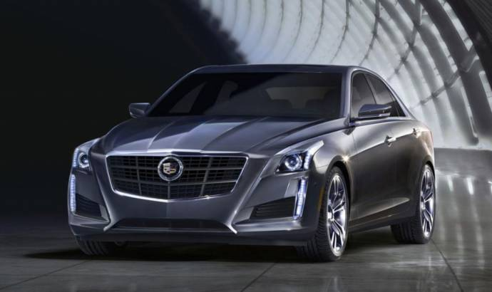 Cadillac 3.6-liter twin-turbo V6 - official details