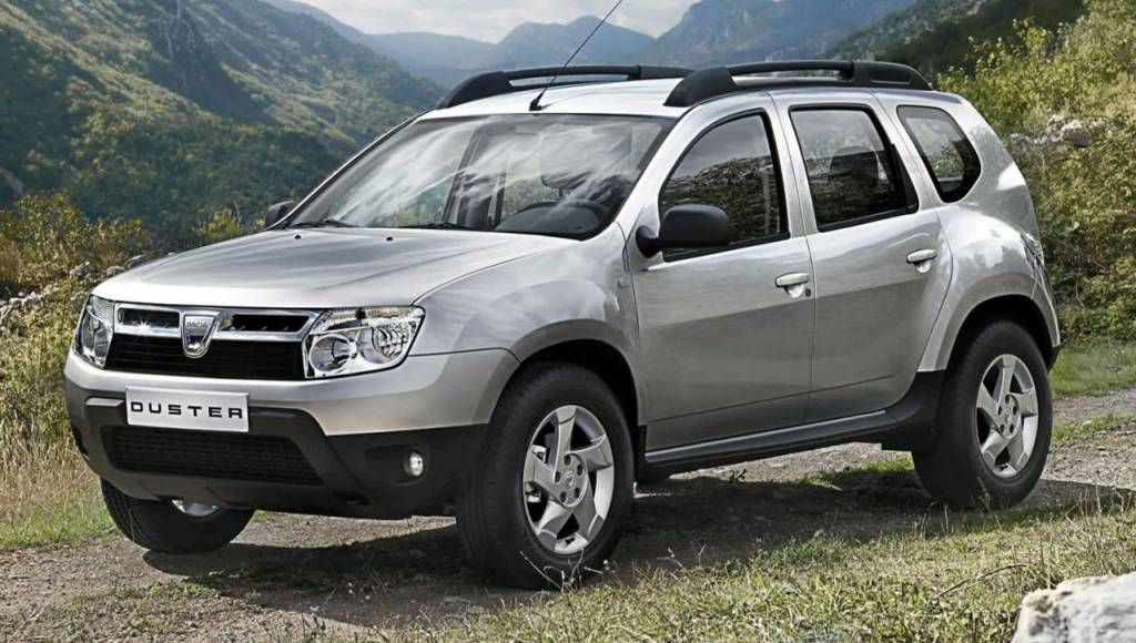 Dacia Duster facelift and Renault concept to be unveiled during Frankfurt Motor Show