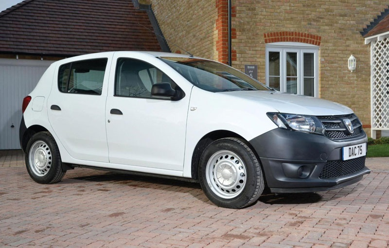 Dacia Sandero, least depreciating new car in the UK