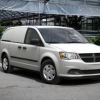 Dodge Ram Cargo Van introduced in the US