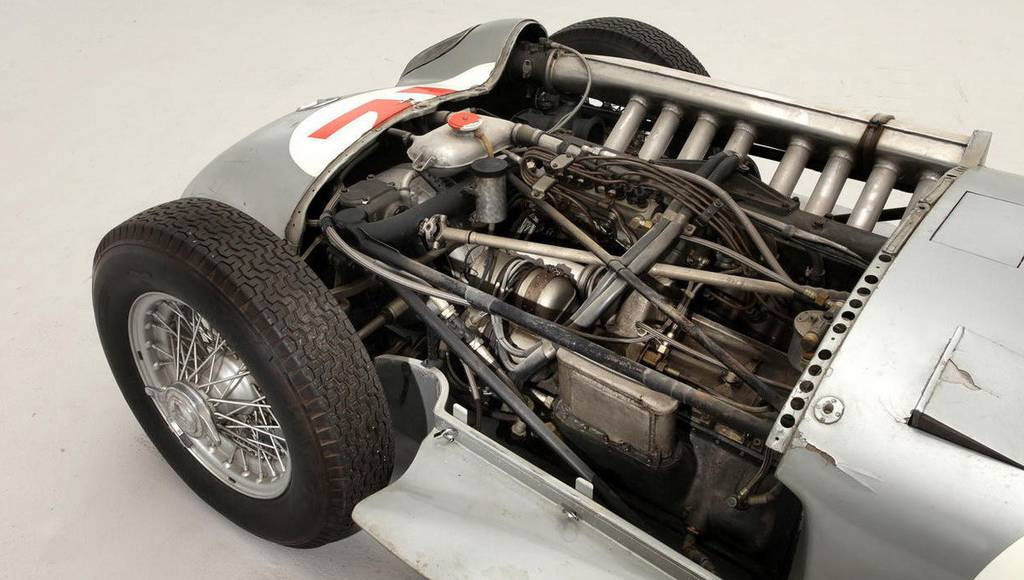 Fangio's F1 Mercedes-Benz W196 The Most Expensive Car Ever