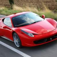 Ferrari 458 Scuderia will deliver more than 600 HP