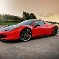 Ferrari 458 Spider Elegante by DMC