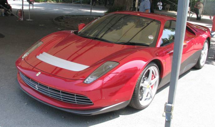 Ferrari celebrated 20 years of Goodwood with special cars