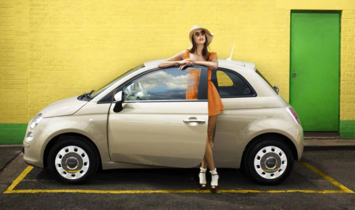 Fiat helps you discover what colour you wear most