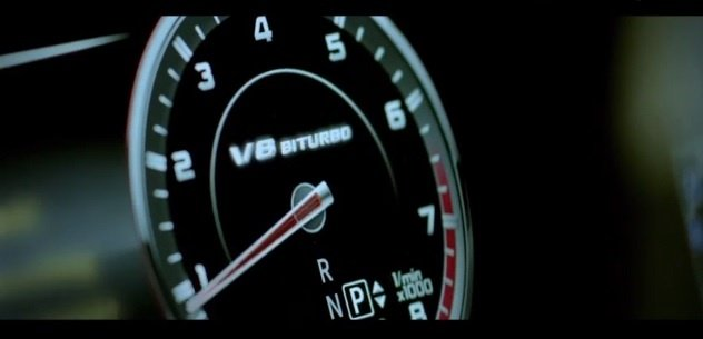 First official teaser of the upcoming Mercedes-Benz S63 AMG