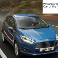 Ford Fiesta wins Womens World Car of the Year