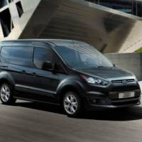 Ford Transit Connect to offer improved fuel economy