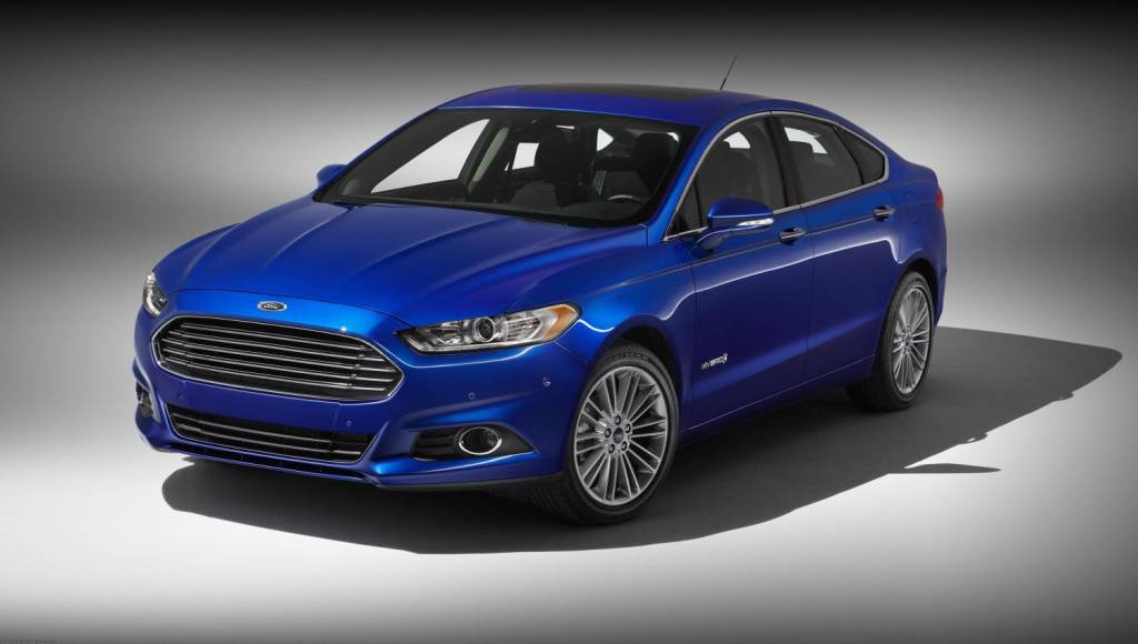 Ford hybrid sales reach record number in second quarter