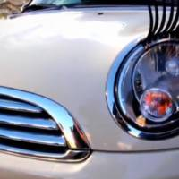 Headlamp eyelashes voted UK's most hated car accessory