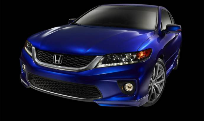 Honda Accord receives HFP performance pack in the US