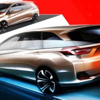 Honda released Brio MPV in Indonesia