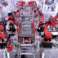 How the Tesla Model S Is Made - take a look into the factory
