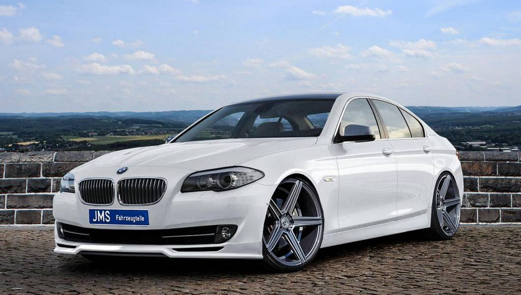 JMS BMW 5 Series tuning kit introduced