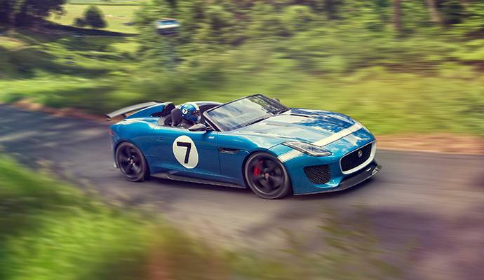 Jaguar to feature some surprises for 2013 Goodwood Festival of Speed